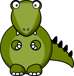 Démarquez vous avec des chaussettes dinosaures
