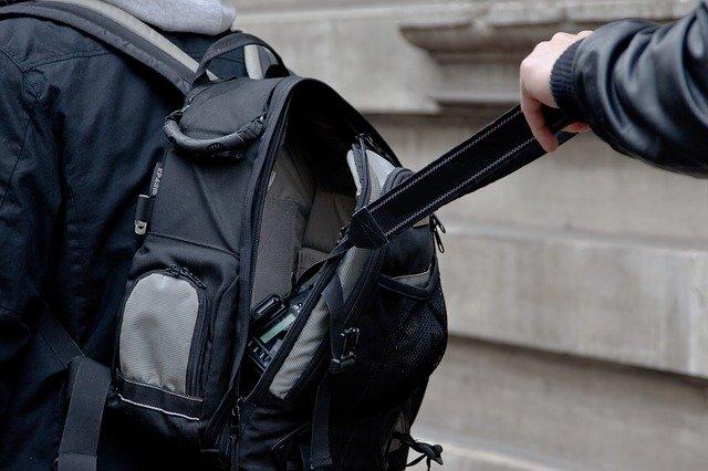 sécuriser votre sac
